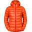"""Norrøna W's Lyngen Lightweight 750 Down Jacket Orange Alert"""